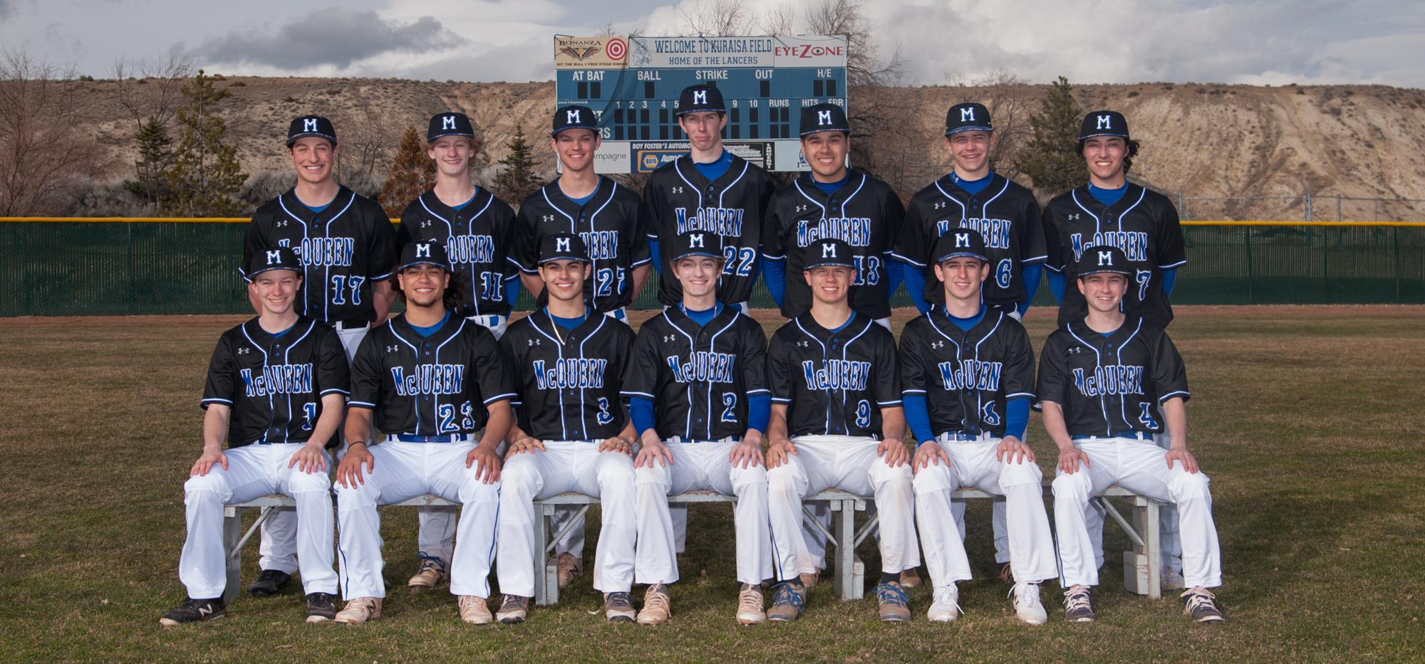 McQueen Lancer Baseball – McQueen High School, Reno, NV